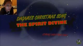 DAGAMES CHRISTMAS SONG (THE SPIRIT DIVINE) REACTION | HAPPINESS AND CHEER!