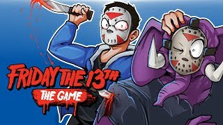 Friday The 13th - TAKING DOWN JASONPHENT! (TO THE SKY!)