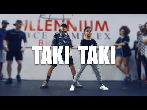 TAKI TAKI - DJ Snake ft. Selena Gomez, Ozuna, Cardi B I Tiago Montalti