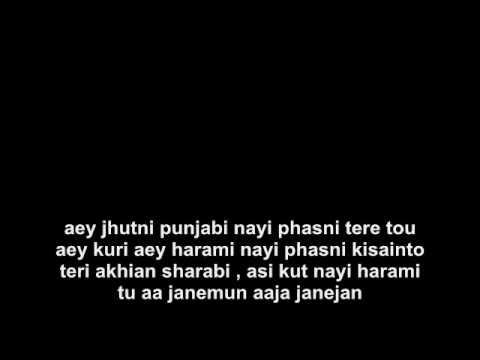 juttni - billy x with lyrics
