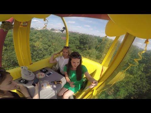 Ради чего стоит подняться на 54 метров над Минском