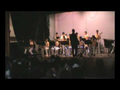 Foothill Middle School Jazz Band - Alright, Okay, You Win
