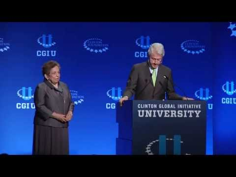 President Clinton recommends Donna Shalala to chair the Clinton Foundation