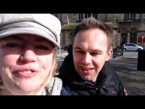 CORNISH WALK - Falmouth Town to Pendennis Castle