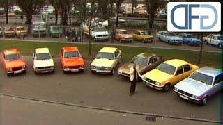 IAA 1977 - Audi 100 Avant | Porsche 928 | Mercedes 250T | Citroën CX 2400 GTI (3/3)(, 2016-01-08T10:00:01.000Z)