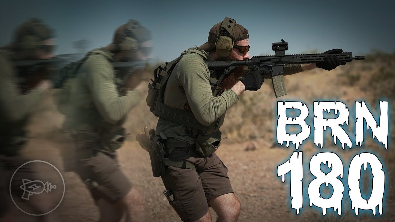 The AR-18 Reborn? 😮 Brownell's BRN-180 Gen 2! [Review]