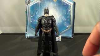 The Dark Knight Rises 3 3/4 Inch Batman Figure Review