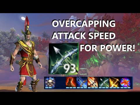 GAINING 100 POWER USING SILVERBRANCH IN DUEL - Grandmasters Ranked 1v1 Duel - SMITE