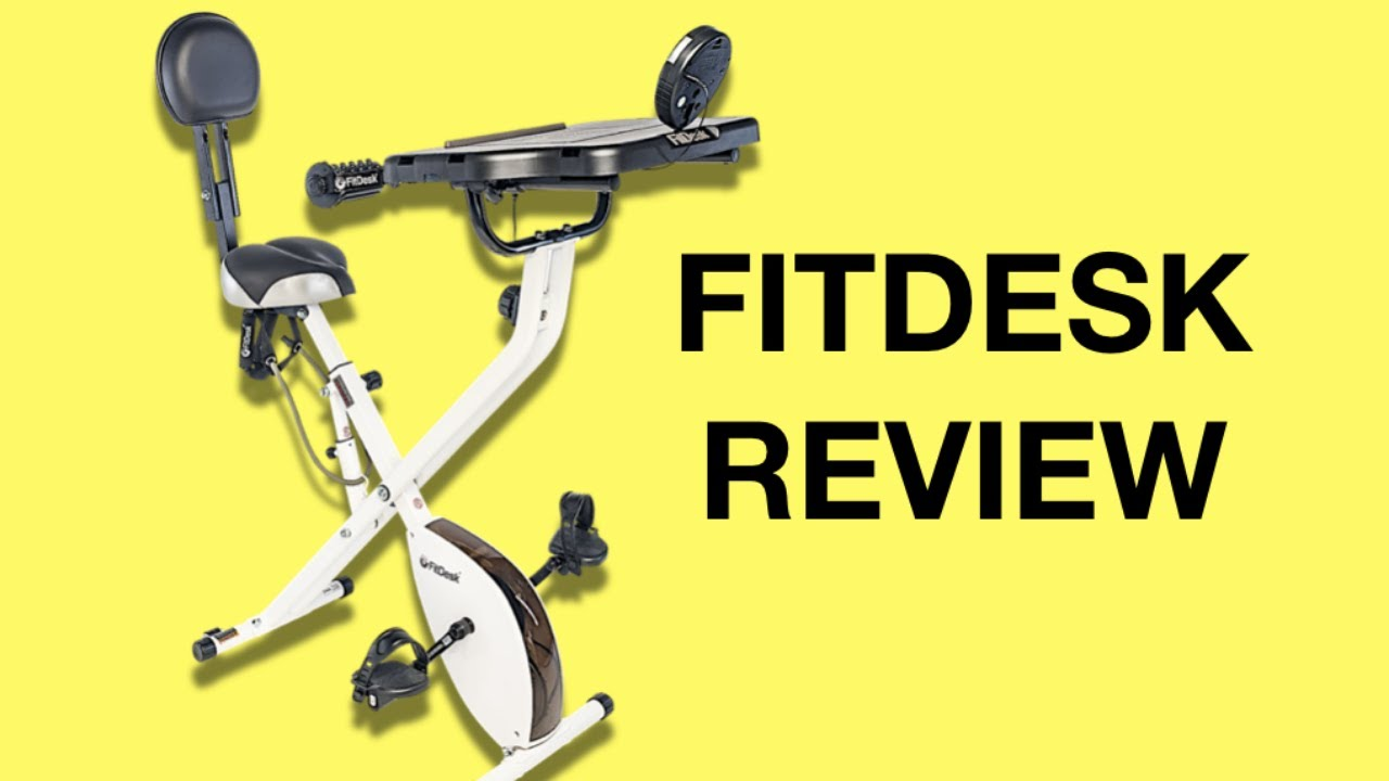 Fitdesk Review Fit Desk 3 0 Bicycle, Fit Desk Stationary Bike