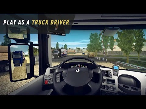 Truck World:Euro & American Tour(Simulator 2019) Gameplay|Android|Game Station Kannada|