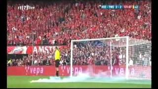 Bekerfinale 2009 Heerenveen Twente