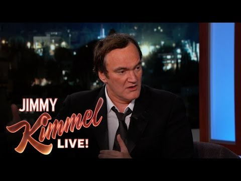 Quentin Tarantino on 70mm Film Screenings