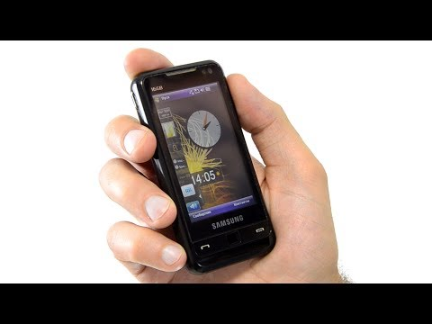 Samsung тормозной. SGH-i900 witu (РЕТРО 2008 год) / Арстайл /