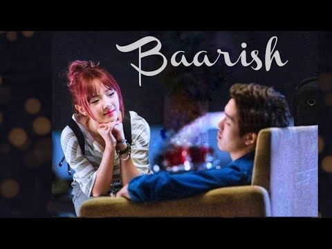 Baarish-female version song mix
