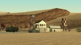 GTA San Andreas - Desert All Missions [Bone County, Tierra Robada] (HD)