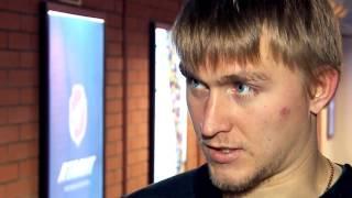 Николай Лемтюгов (Послематчевое интервью)