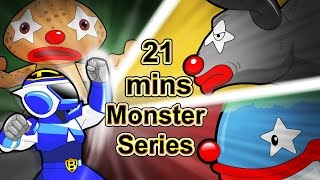 """21 mins Citi Heroes Series 6 """"Monster"""""""