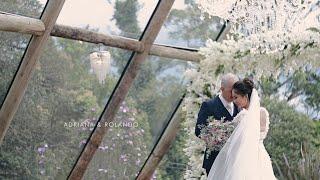 Trailer Casamento Adriana e Rolando | Buffet Quinta da Cantareira | Mairiporã - São Paulo