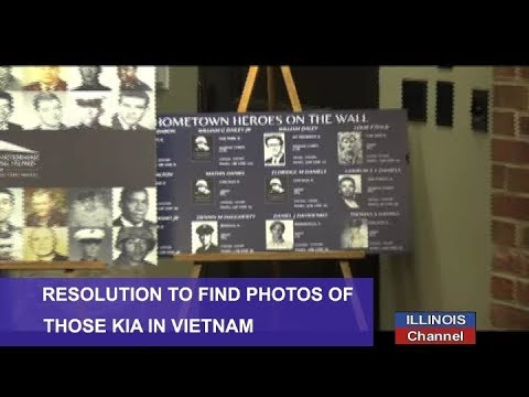 Gathering Missing Photos of Vietnam Veterans