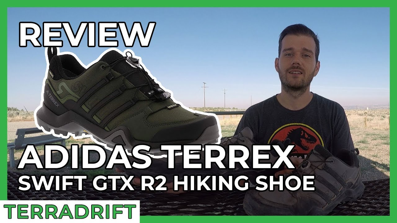reputable site f9788 b7d3f Shoe Review  Adidas Men s Terrex Swift R2 GTX Hiker