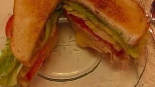 Bettys Turkey, Brie, & Apricot Sandwich
