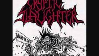 Cryptic Slaughter - Guilty Of Being White [Minor Threat Cover]