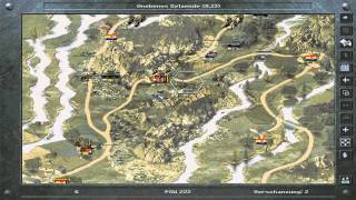 Panzergeneral 2 (3d) / Guderians Strategie, Mission 1