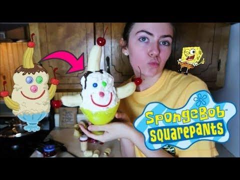 Making A Triple Gooberberry Sunrise From Spongebob