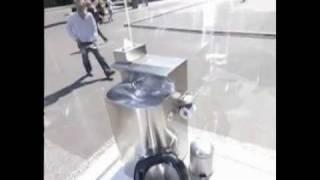Optical Illusions - see through toilet