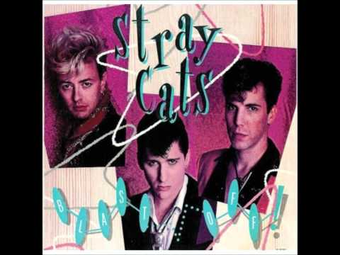 Stray Cats - Nine Lives