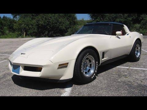 1980 1982 Chevrolet Corvette End Of An Era Youtube