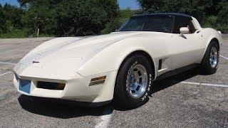 1980-1982 Chevrolet Corvette - End Of An Era