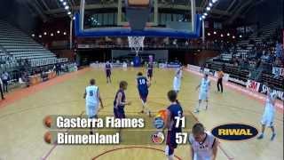 Bekerfinale Binnenland U20 vs Gasterra Flames U20