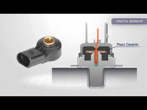Piezo Electric Sensors Explained