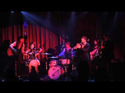 Woohoo Revue - The Jinx [at the Spiegeltent]