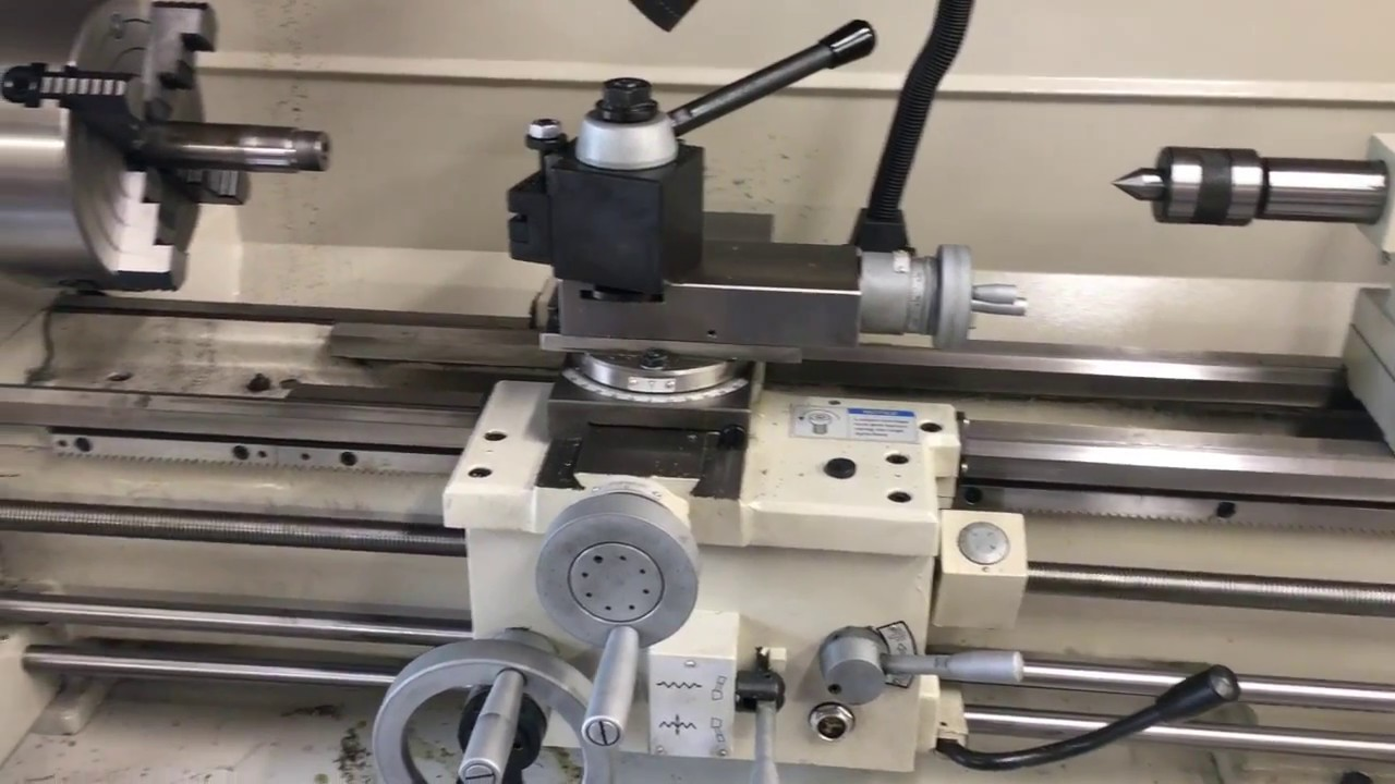Grizzly Lathe and Mini Mill