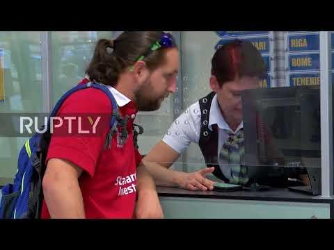 Germany: Biggest strike in Ryanair history leaves Berliners stranded