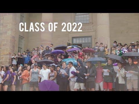Kenyon College: Welcoming 2022