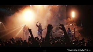 Alcest - Autre temps - Live@Bingo, Kiev [13.06.2014]