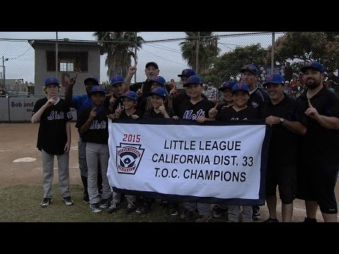 2015 District 33 Little League Majors  TOC Championship Game