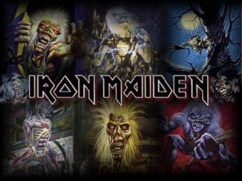 Iron Maiden Moonchild lyric video mp3
