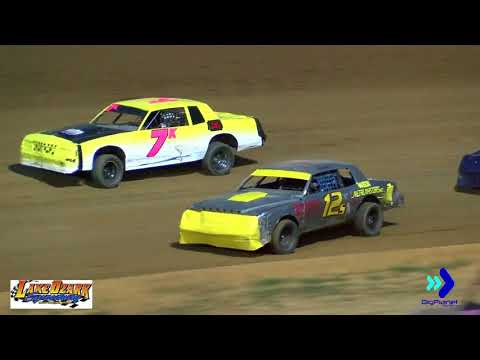 Lake Ozark Speedway Broadcast 7-14-18