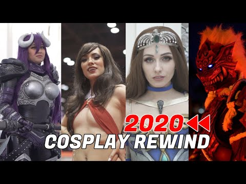 COSPLAY REWIND 2020 MUSIC VIDEO - BEST COSPLAY HIGHLIGHTS ANIME LOS ANGELES KATSUCON C2E2