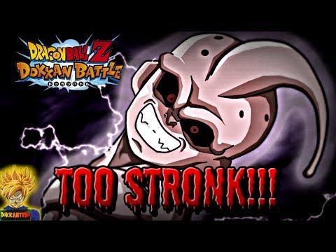 KID BUU TOO STRONK!! EXTREME INT vs BOSS RUSH! | Dragon Ball Z Dokkan Battle