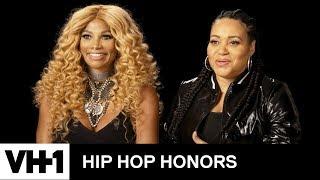 How Salt-N-Pepa Met Martin Lawrence | Hip Hop Honors: The 90's Game Changers