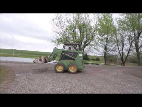 John Deere 170 Skid Steer For Sale No Reserve Internet Auction May