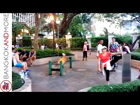Benchasiri Park Bangkok - Sports and Fitness @ Sukhumvit