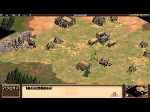 Age of Empires 2 HD - Genghis Khan - Mission 2 - A Life of Revenge