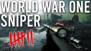 World War One Sniper - Battlefield 1