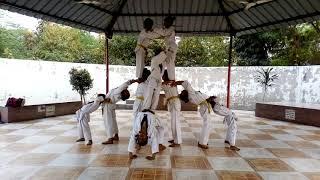 Martial arts ( pramind) demonstration